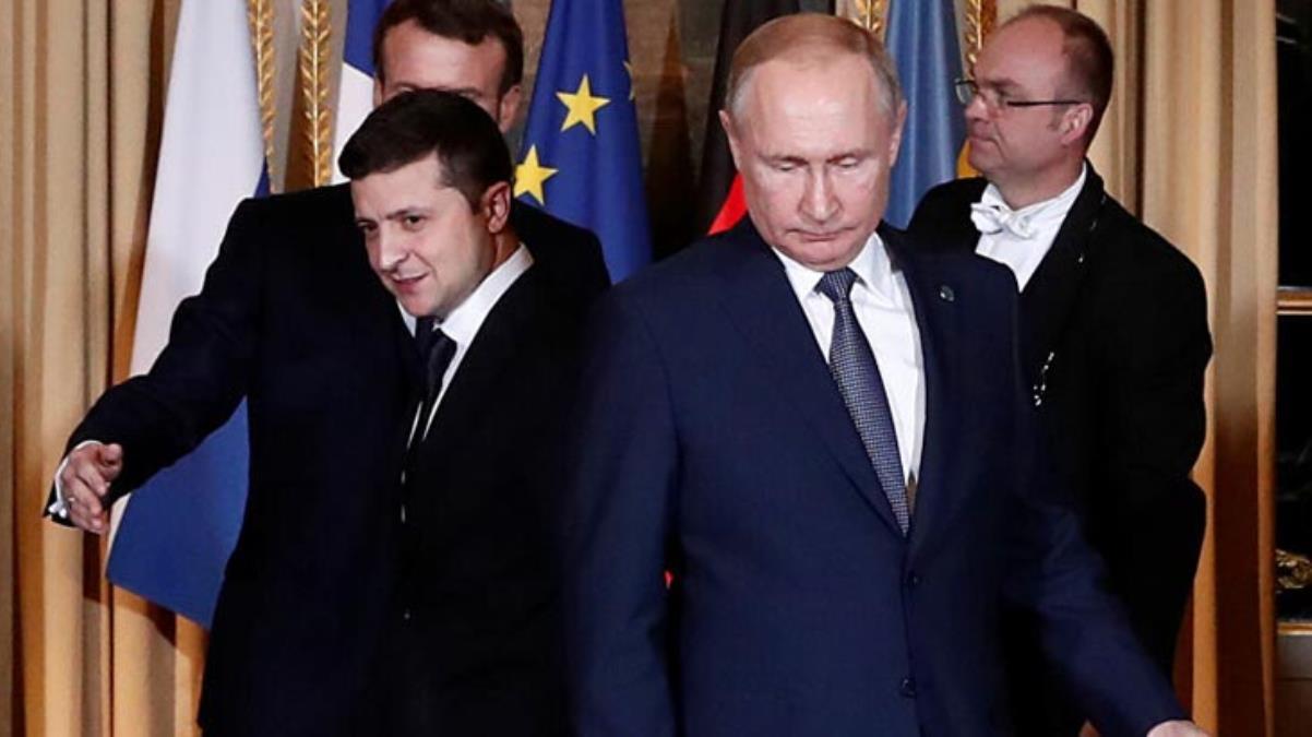 Karadeniz'deki gerginlikte yeni hamle! Ukrayna lideri Zelenskiy, Putin'e görüşme teklifi yaptı