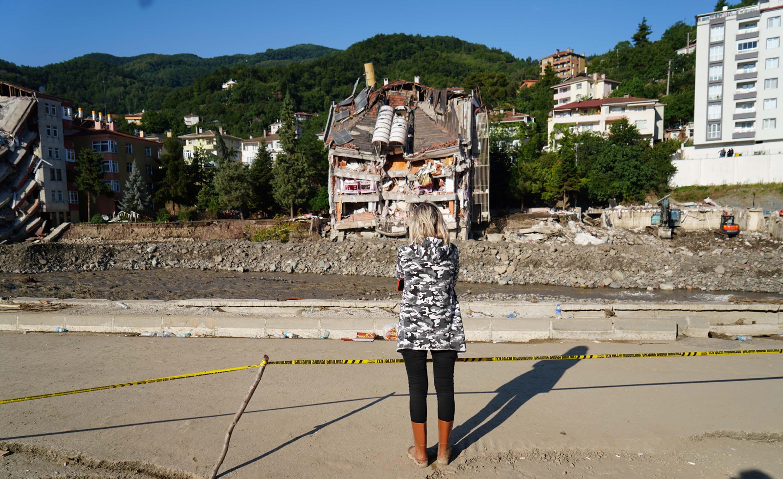 Karadeniz'deki Sel Felaketinde Can Kaybı 70'e Yükseldi