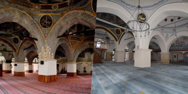 Kastamonu'da 500 Takvim Cami Restorasyonuna Tepki: 'Resmen Badana Yapılmış'