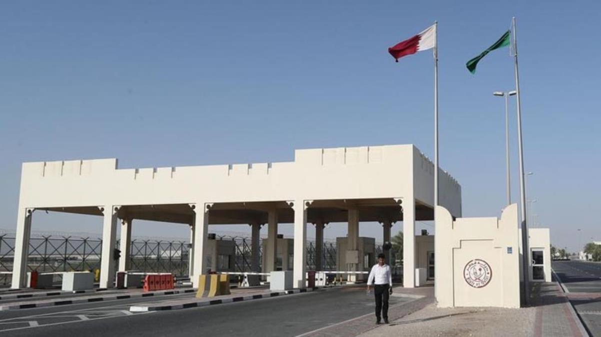 Katar ve Suudi Arabistan arasında sınırların açılmasına yönelik anlaşma yarın imzalanacak