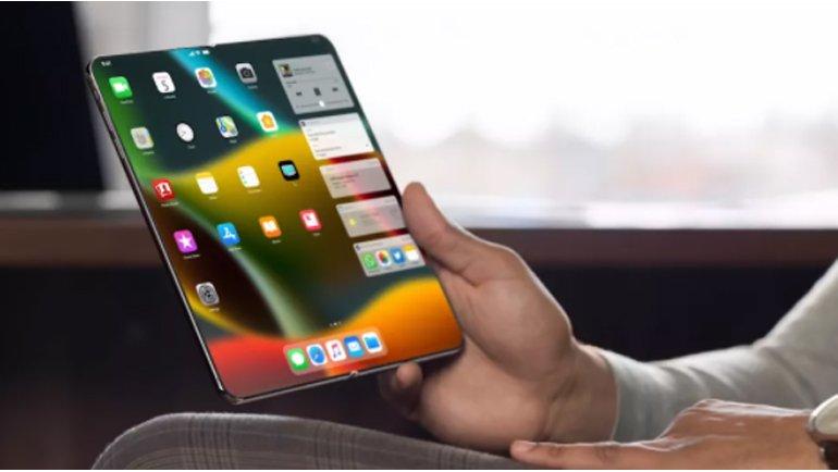Katlanan iPhone ne zaman gelecek?