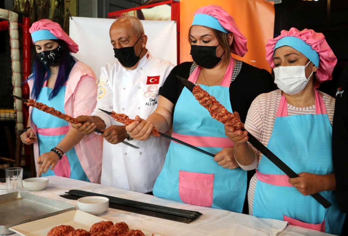 Kebabın başkentine kadın kebap ustaları geliyor