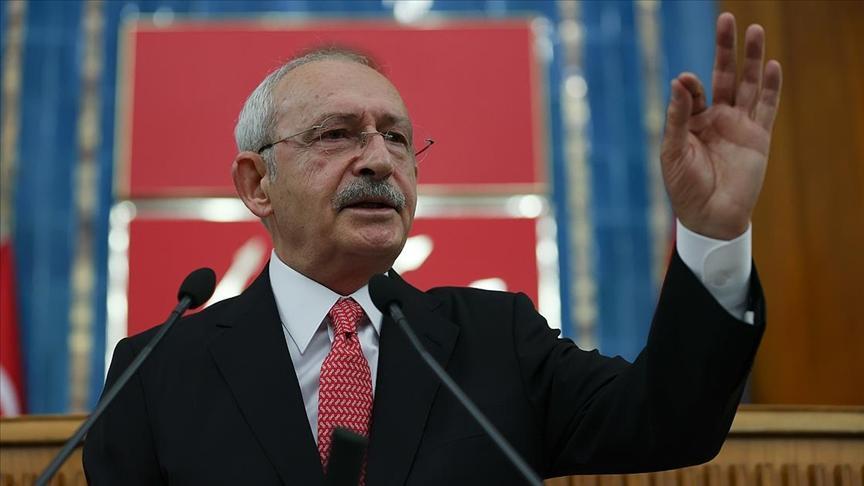 Kılıçdaroğlu ABD'ye Seslendi: 'Erdoğan ile Yaptığınız Anlaşmalar Türkiye Cumhuriyeti'ni Bağlamaz'
