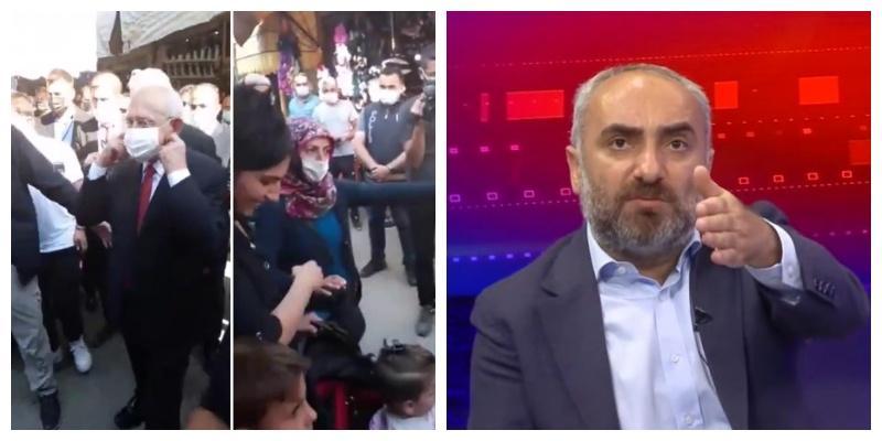 Kılıçdaroğlu'na Saygısızlık Yapan Kadının Eleştirildiği Yayına RTÜK'ten Ceza