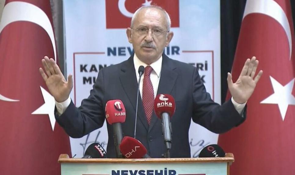 Kılıçdaroğlu: 'Rüşvet Alanın Burnundan Getirmezsem Siyaseti Bırakacağım'