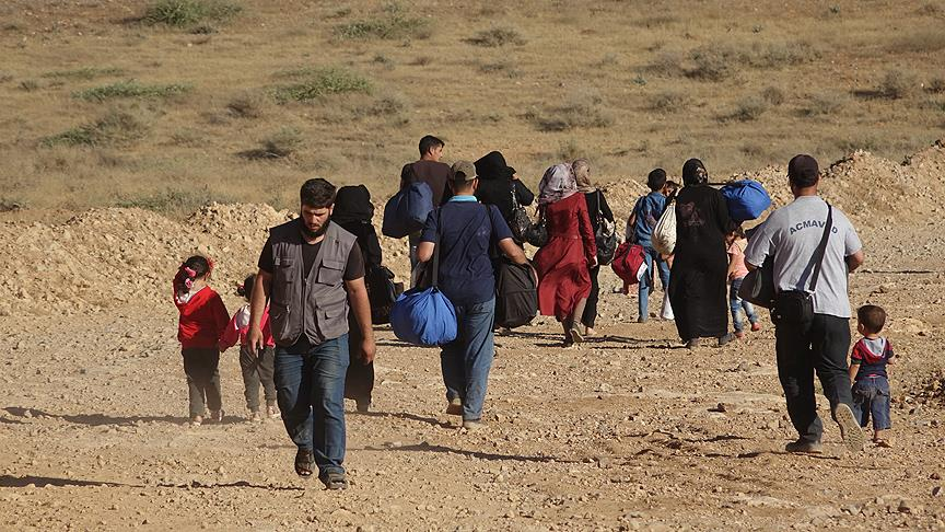 Kilis'te Her 4 Kişinin Üçü Suriyeli: Suriyeliler, Türkiye Nüfusunun Yüzde 4,46'sını Oluşturuyor