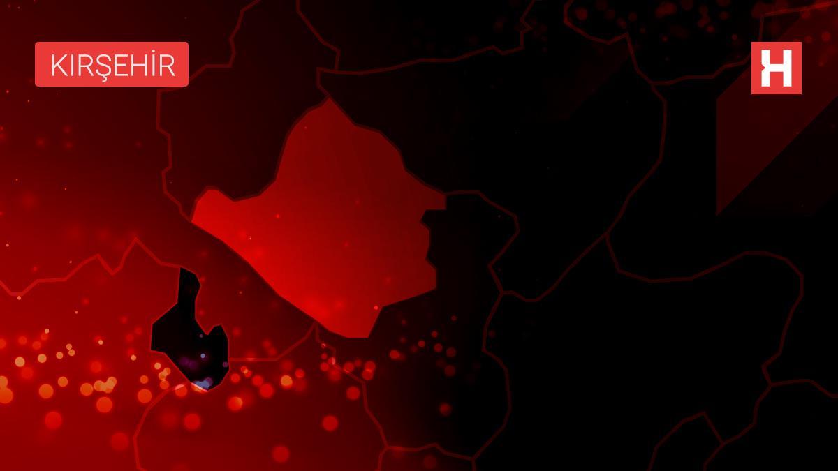 Kırşehir'de şarjörlü af tüfeği ele geçirildi