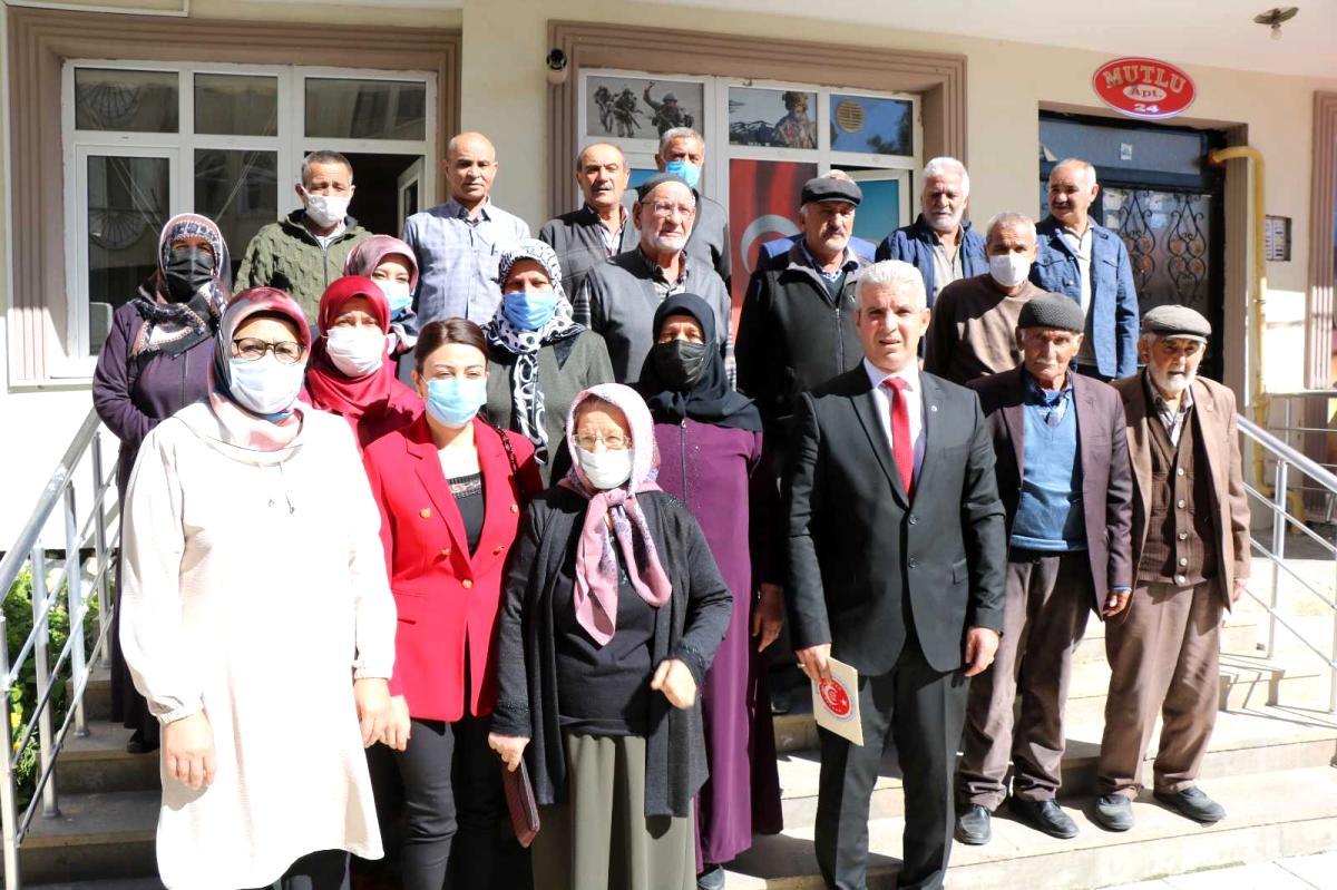 Kırşehirli şehit ailelerinden CHP'li vekilin sözlerine tepki