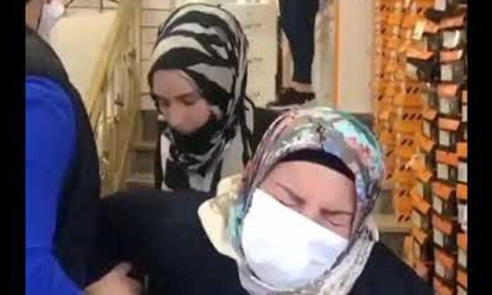 Kızı Kadar Merdivenlerden İtilmişti: Anne Görüntüleri Çekenden Davacı