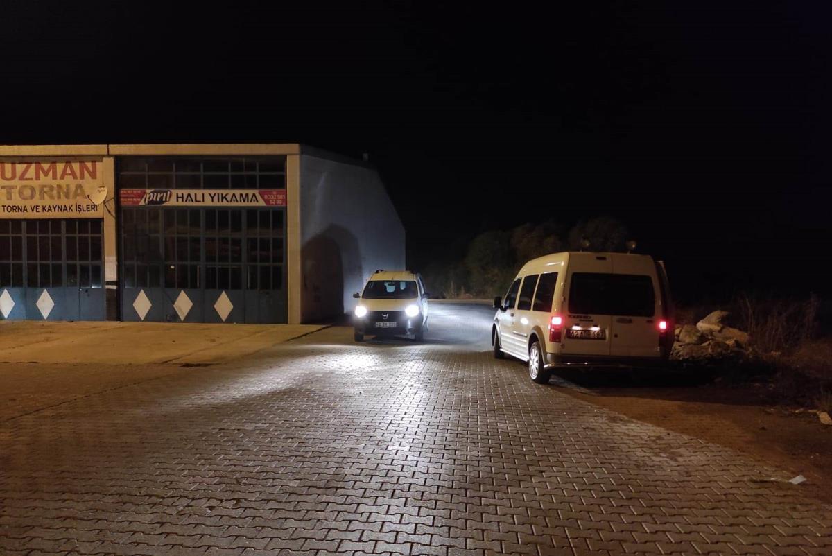 Konya'daki bıçaklı kavgada 2 kişi yaralandı