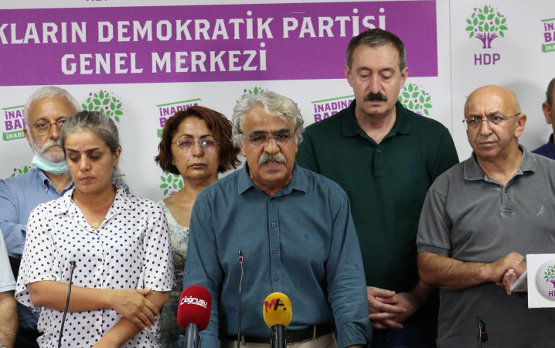 Konya'daki Katliamdan İktidarı Sorumlu Tutan HDP Olay Yerine Gidiyor
