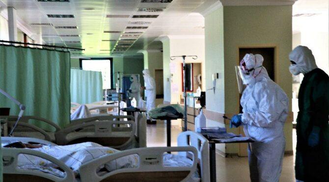 Korkutan açıklama: Servisler doldu, hekimler ölüyor
