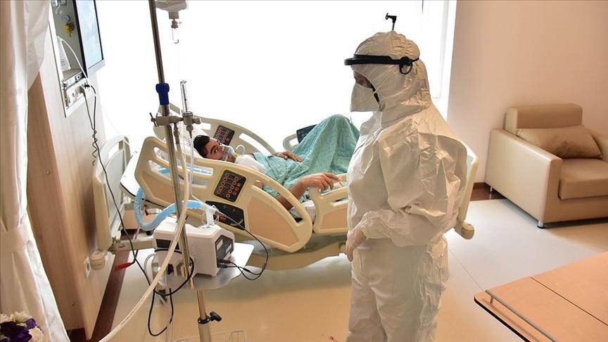 Koronavirüste Ağır Tablo: 24 Saatte 290 Can Kaybı!