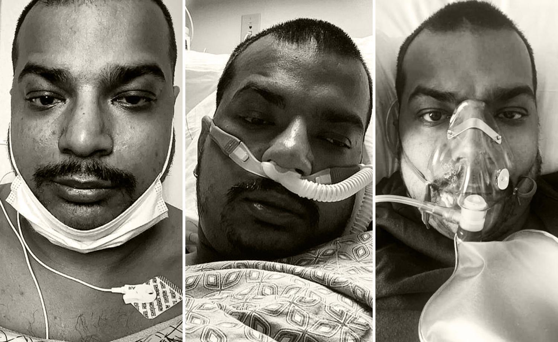 Kovid-19 Aşısıyla Alay Eden Eden Adam Koronavirüsten Öldü