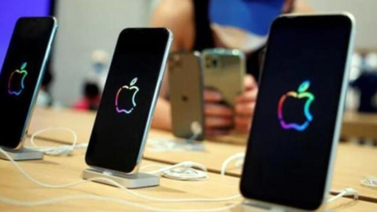 Küresel çip krizi Apple'ı da vurdu! Üretim hedefindeki endişeler nedeniyle hisseleri düştü