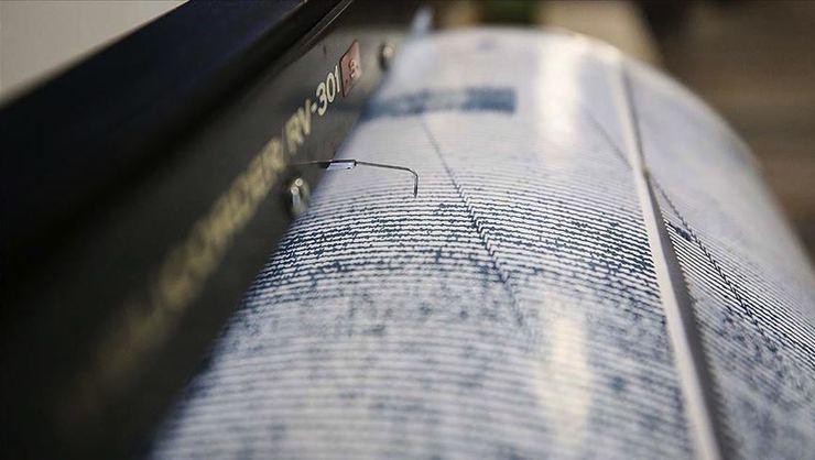 Kuşadası Körfezi'nde Peş Peşe İki Deprem Meydana Geldi