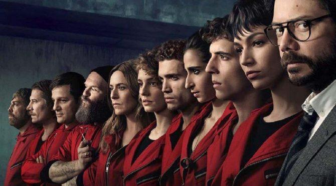 La Casa De Papel 4. sezonu yayınlandı! La Casa De Papel 4. sezon 1. bölüm nasıl izlenir?