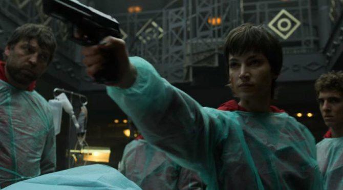 La Casa De Papel'in 4. yeni sezonu başlıyor! La Casa De Papel 4. sezonu Netflix'te saat kaçta yayınlanacak?