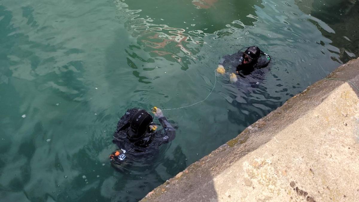 Limanda kaybolan balıkçının aranmasına devam ediliyor