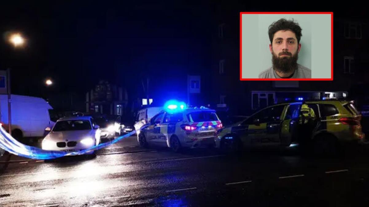 Londra'da eski sevgilisinin erkek arkadaşını öldüren Türk, müebbet hapis cezası aldı