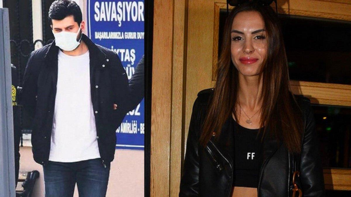 Lüks mekanda kanlı tartışma! Oyuncu Ayşegül Çınar'ın eski sevgilisi 12 kişiyi yaraladı