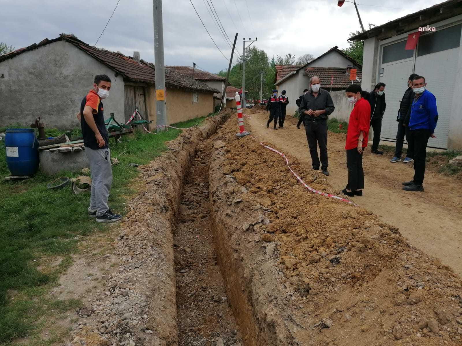 Maden Şirketinin Çalışması Köylüleri Susuz Bıraktı: 'Dışarı Çıkana Cezarı Yazarız Diye Tehdit Ediyorlar'