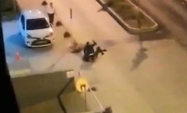 Mahkeme Görevsizlik Kararı Vermişti: Eskişehir'de Polisi Yaralayan Saldırganın Görüntüleri Ortaya Çıktı