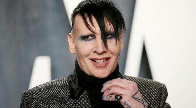Marilyn Manson hakkında tutuklama kararı çıkarıldı