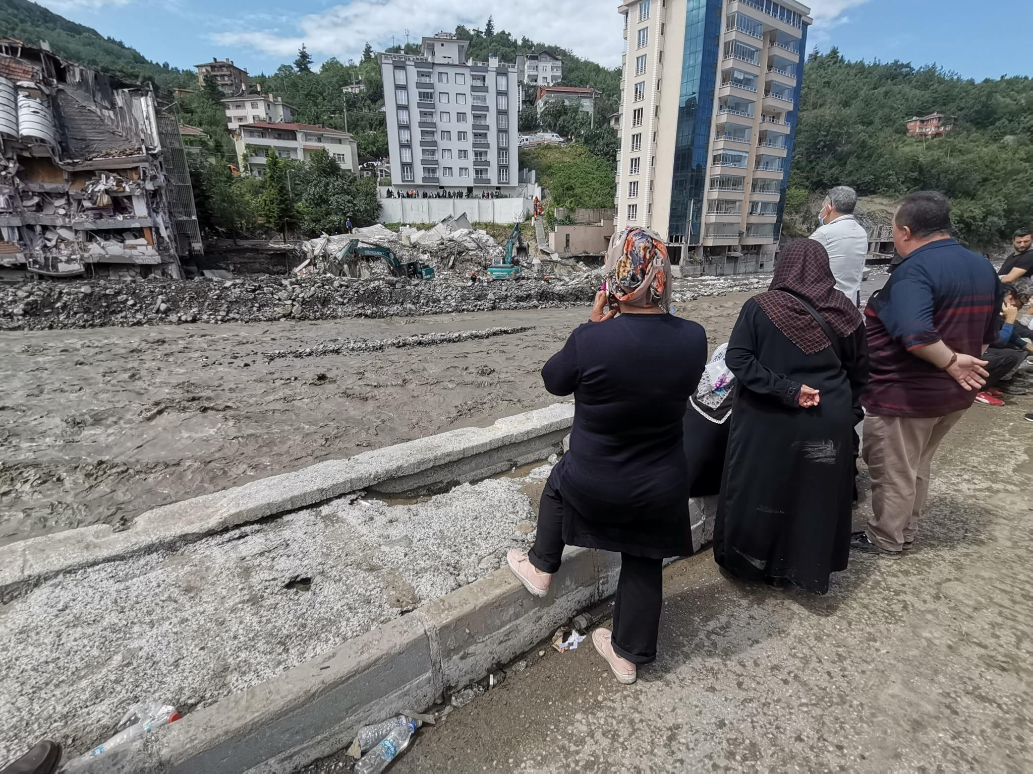 Meclis Başkanı Şentop: 'Bozkurt'ta Yapılaşmaya İzin Verilmemeliydi'
