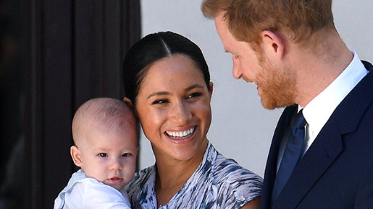 Meghan Markle, Anneler Günü'nde bebek bezi bağışladı