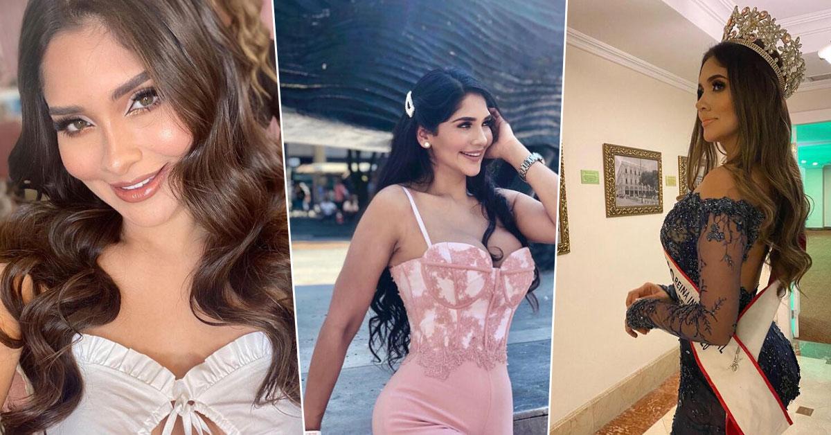 Meksika Güzellik Kraliçesi, İnsan Kaçırma Çetesine Üyelikten Tutuklandı