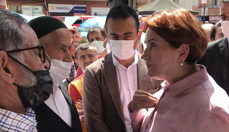 Meral Akşener'den Kendisini Kızdıran AKP'liye: 'Size Hakkımı Helal Etmiyorum, Haram Olsun Hepinize'