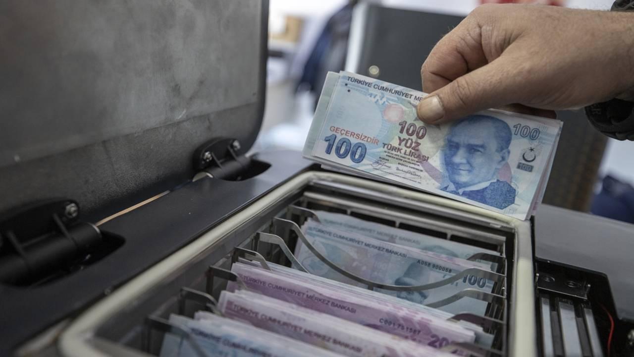 Merkez Bankası 7 Ay İçinde Piyasadan 747 Milyon Adet Banknot Çekti