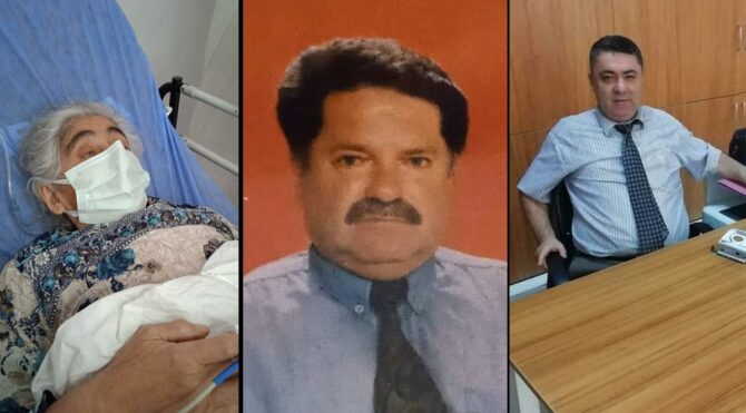 Mersin'de 10 günde aynı aileden 3 kişi korona kurbanı oldu