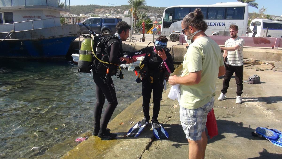 Mersin'de Ruhun Yelkenleri Projesi etkinlikleri devam ediyor