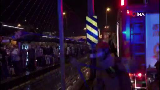 Merter'de Metrobüs Kazası: 7 Kişi Yaralı