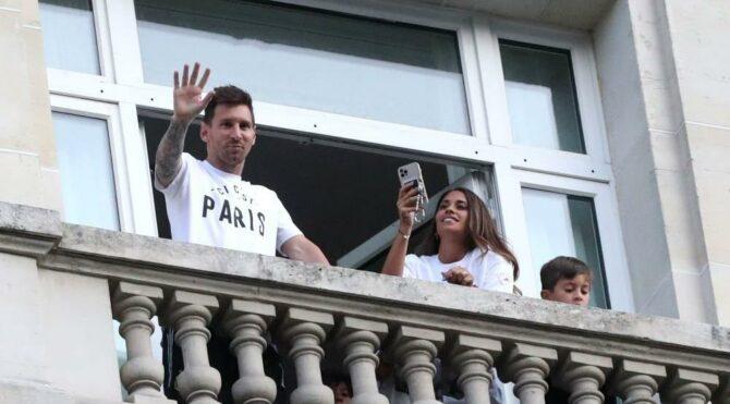 Messi'ye büyük şok! Ailesiyle kaldığı oteli soydular
