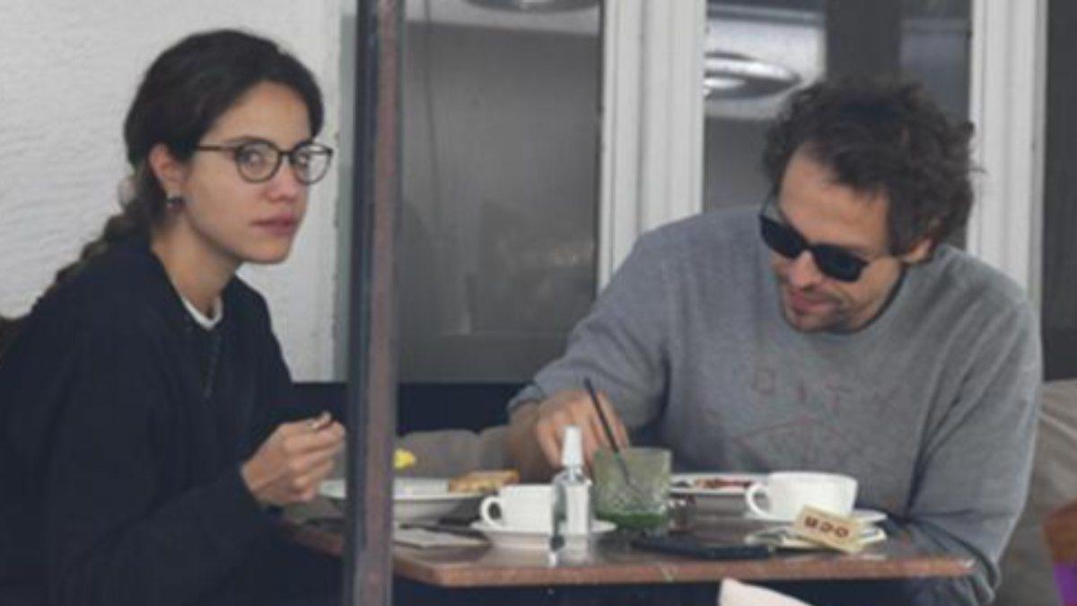 Metin Akdülger ile Cansu Akın görüntülendi
