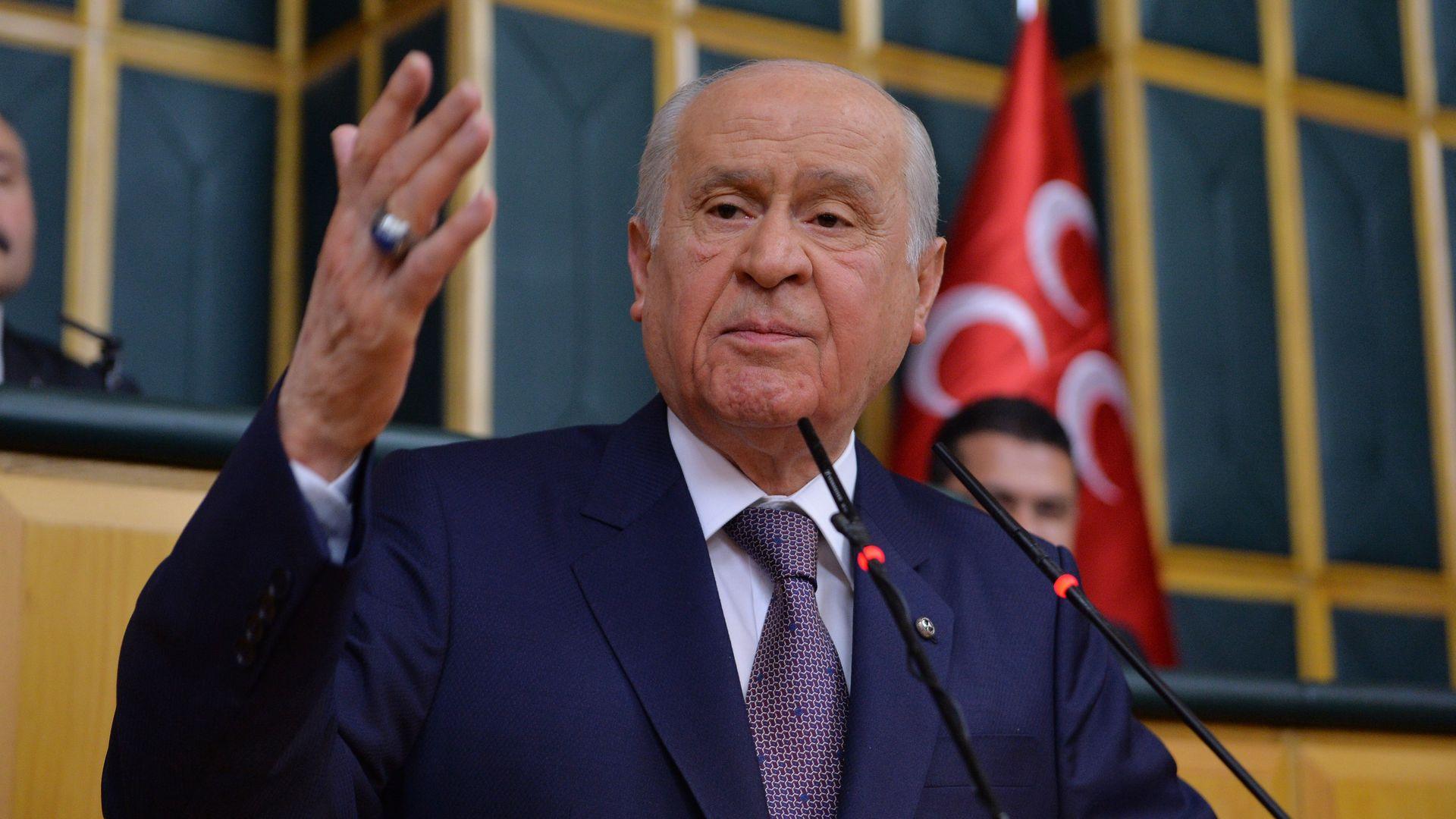 MHP Lideri Devlet Bahçeli Aşı Kararını Açıkladı! İlk Yaptıracaklar Arasında Yer Alacak