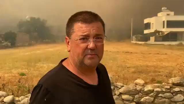 Milas Belediye Başkanı Muhammet Tokat: 'Yalvarıyoruz, Uyarıyoruz Yangın Fabrikanın Çevresini Sardı'