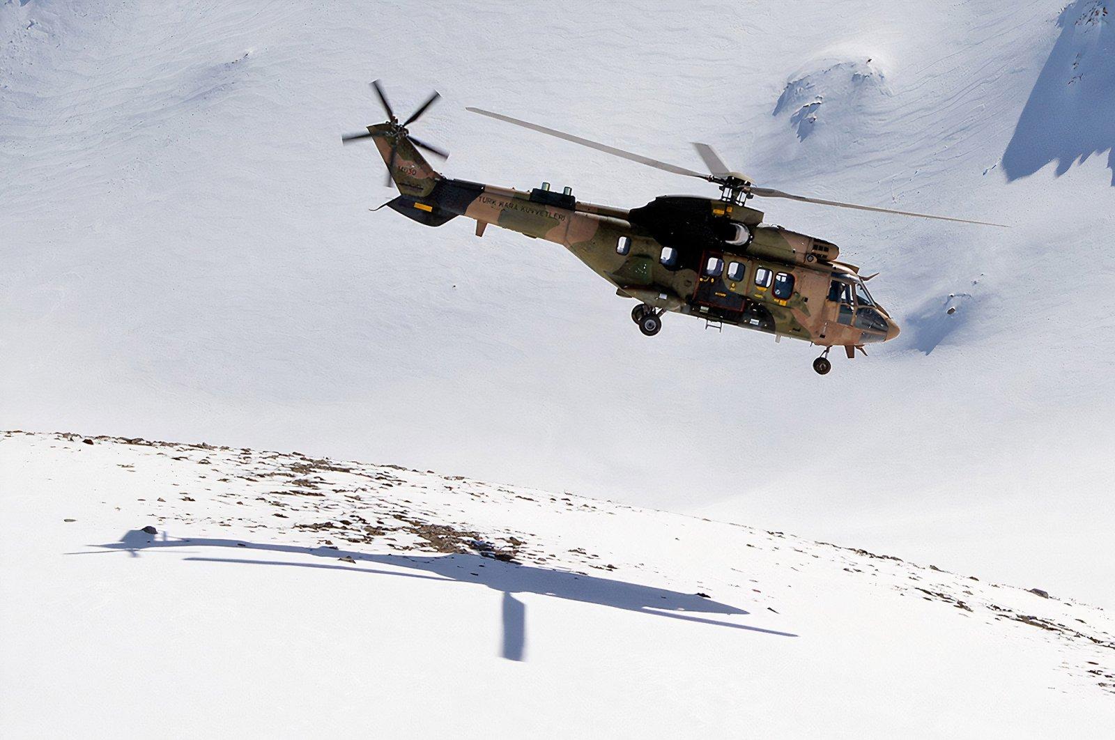 MSB: 'Helikopter Kazasının Nedeni Olumsuz Hava Şartları'