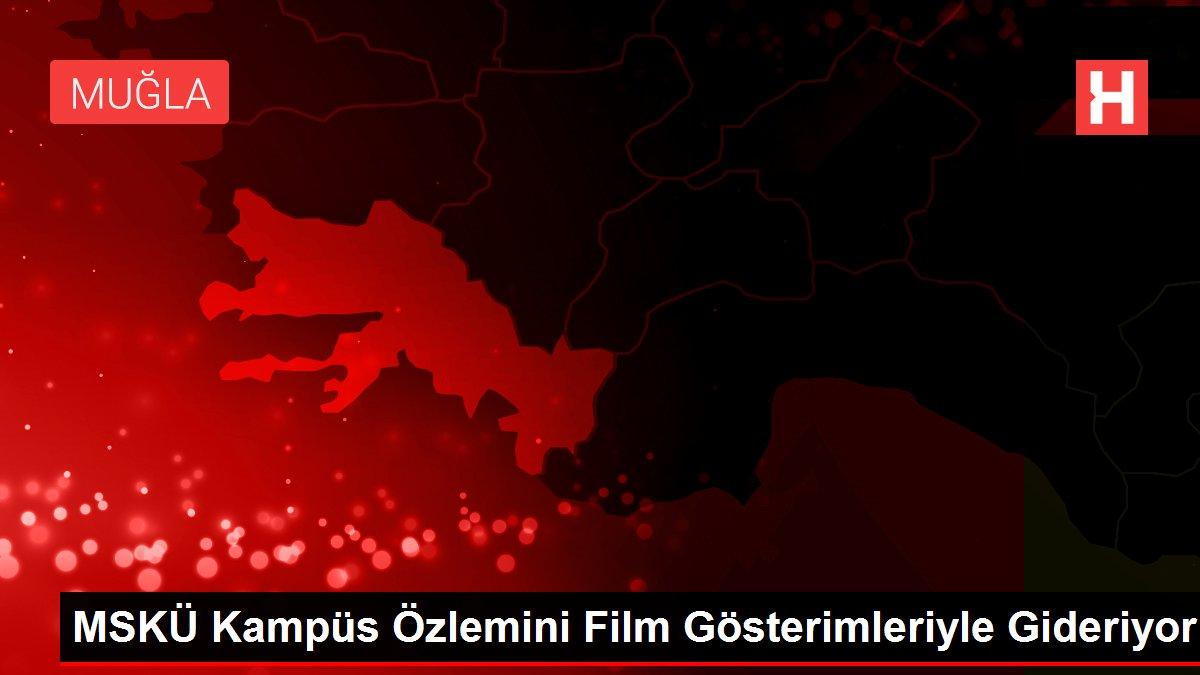 MSKÜ Kampüs Özlemini Film Gösterimleriyle Gideriyor