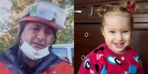 Mucize'nin Hikayesi: Minik Elif'i Kurtaran Ekipteki İBB İtfaiye Müdür Yardımcısı Ahmet Yavuz'un Gözyaşları