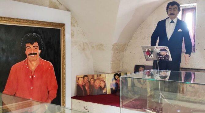 Müslüm Gürses müzesi büyük ilgi görüyor