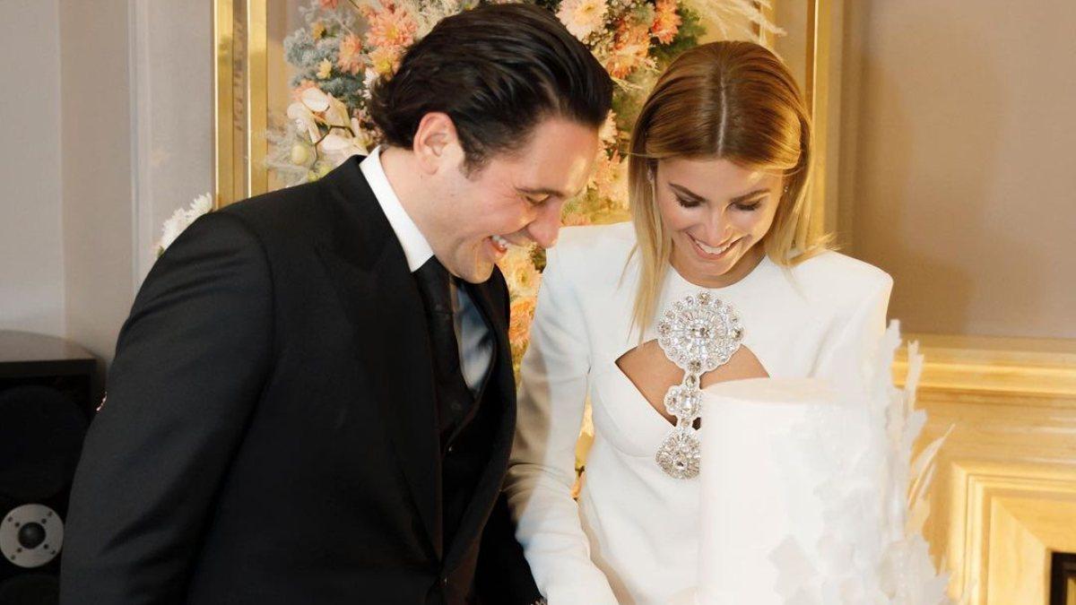 Nazlı Kayı ve Hacı Sabancı'nın düğün tarihi belli oldu
