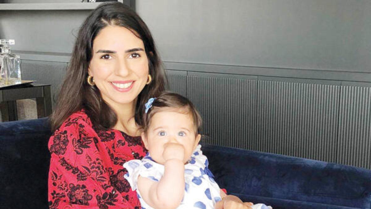 Nazlı Sunal: Kafamdakinden daha rahat bir anneyim
