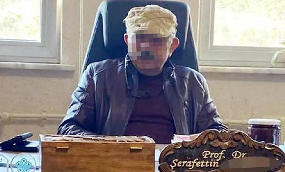 Necmettin Erbakan Üniversitesi Profesörüne Tacizden Soruşturma, Şantajdan Dava