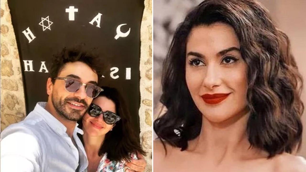 Nesrin Cavadzade, Gökhan Alkan'ın hasretine dayanamadı