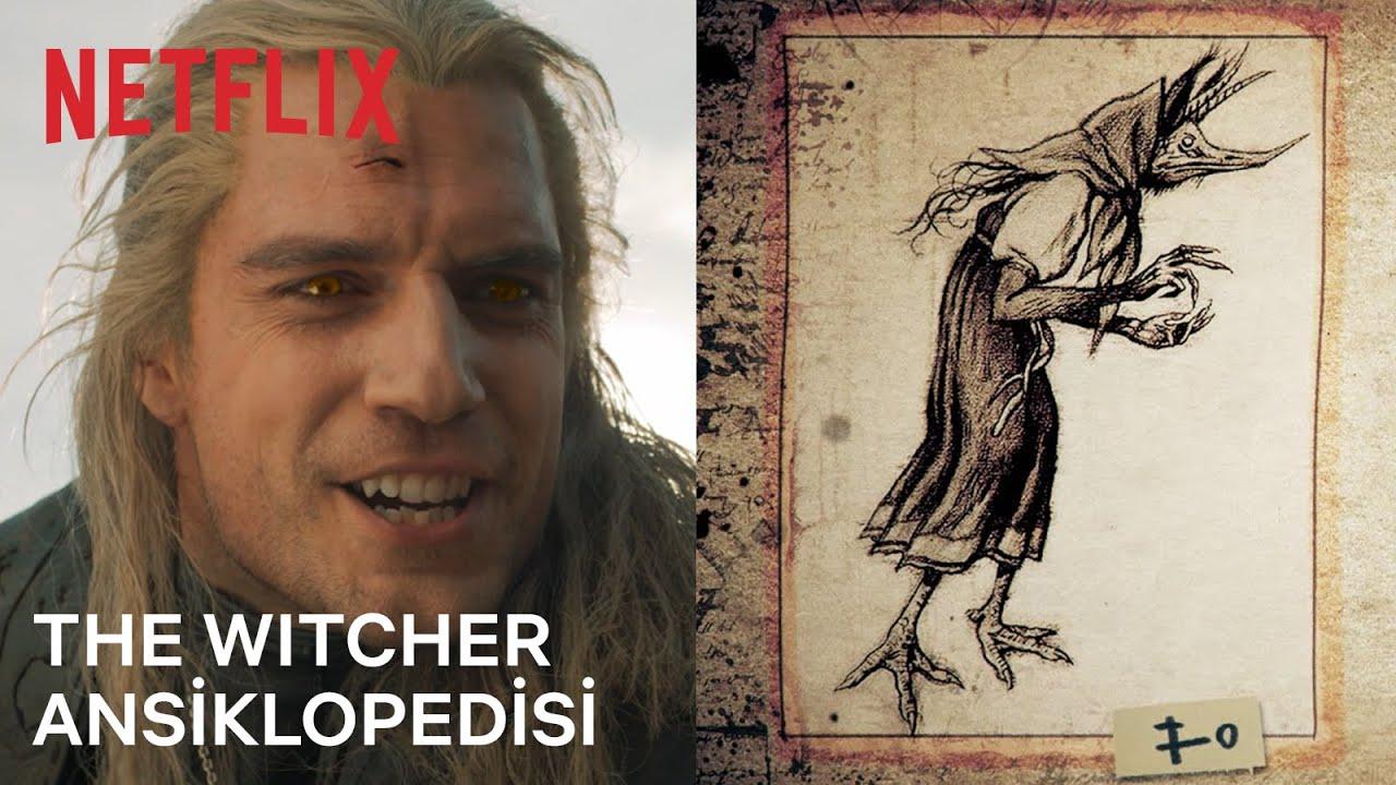 Netflix, 'The Witcher' Dizisi İçin Mahlukat Ansiklopedisi Yayınladı