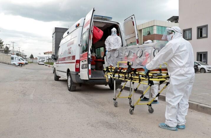Nikah ve Taziyeler Koronavirüs Vakalarını Artırdı: